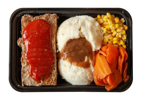 Meatloaf (Dinner 2) by Pebbles Family Buffet