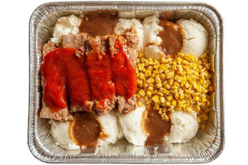 Meatloaf (Large) by Pebbles Family Buffet